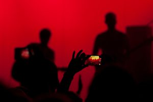 61159882 - concert crowd